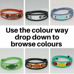 Bracelet US2 Multi Colour ways
