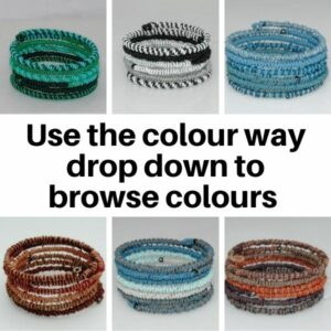 US24MC Bracelets in Multi colours